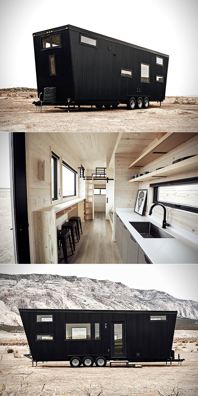 Land Ark Drake RV Tiny Home