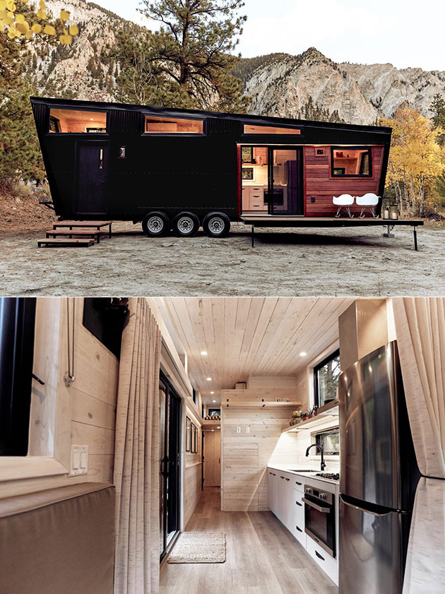 Land Ark Draper Tiny Home RV