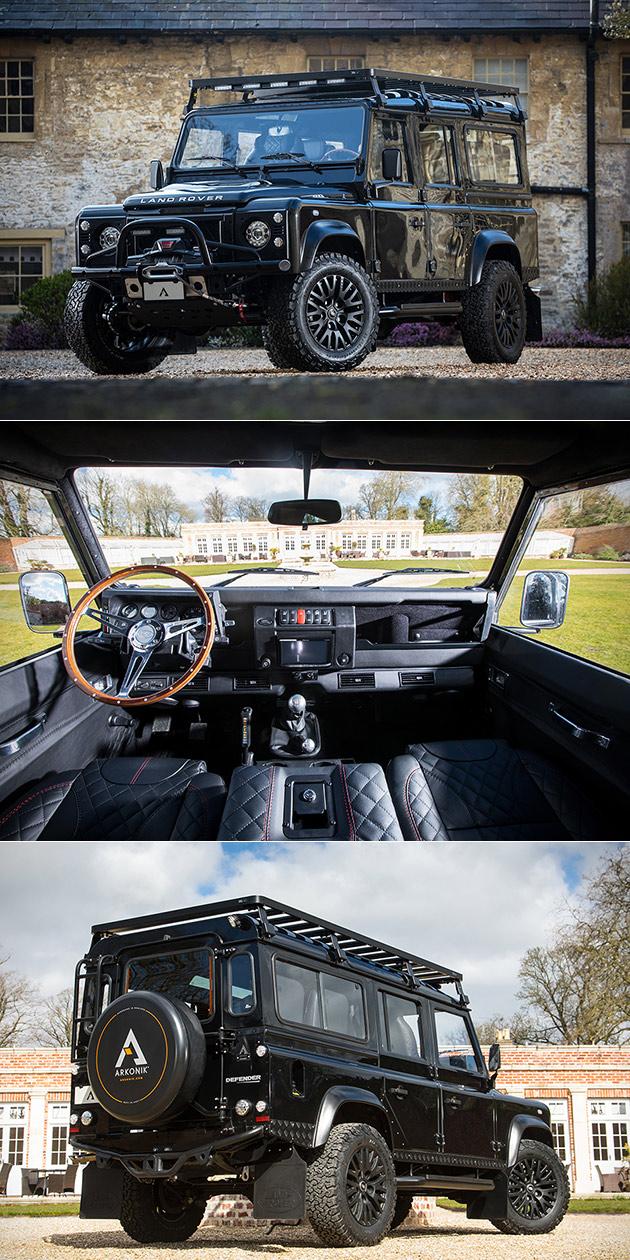 Land Rover Defender Duke