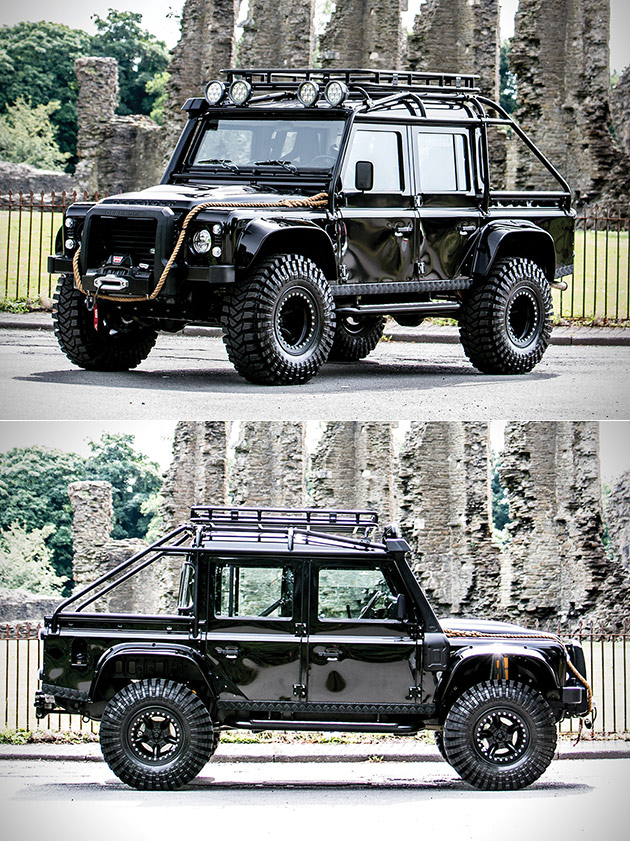 Land Rover Spectre Defender