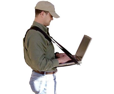 Laptop Desk Holder