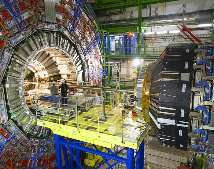 Large Hadron Collider Restarted