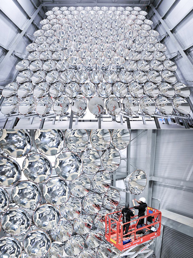 Largest Artificial Sun