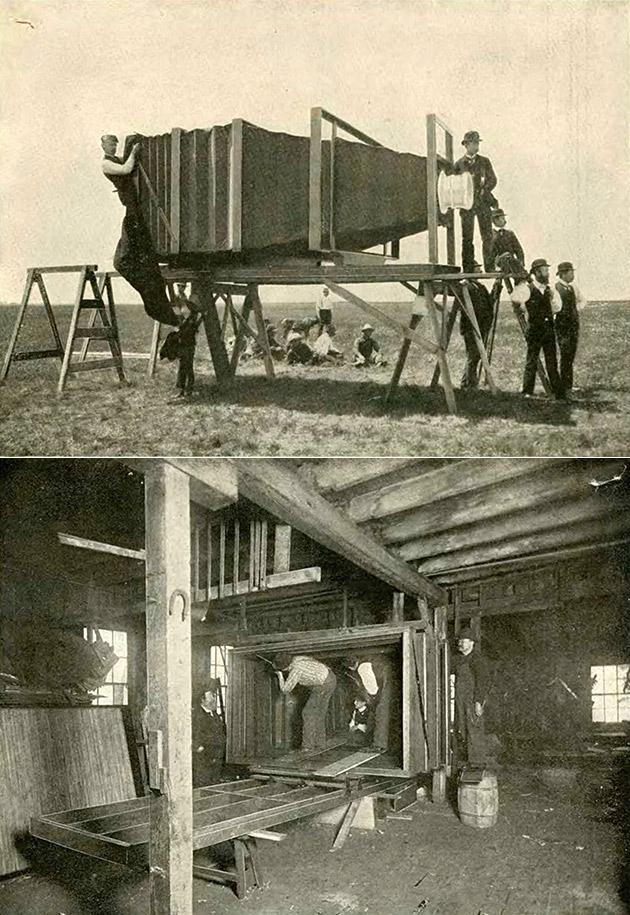 Largest Camera 1900