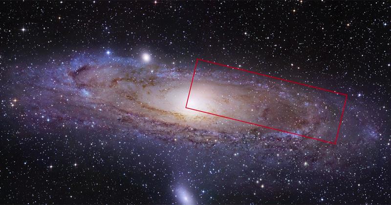 Largest Hubble Image
