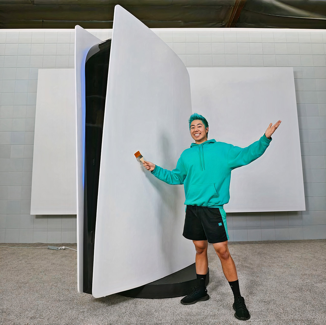 Largest PS5 Console