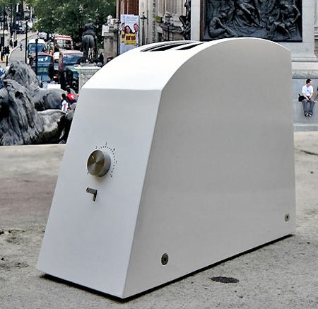 Large Toaster