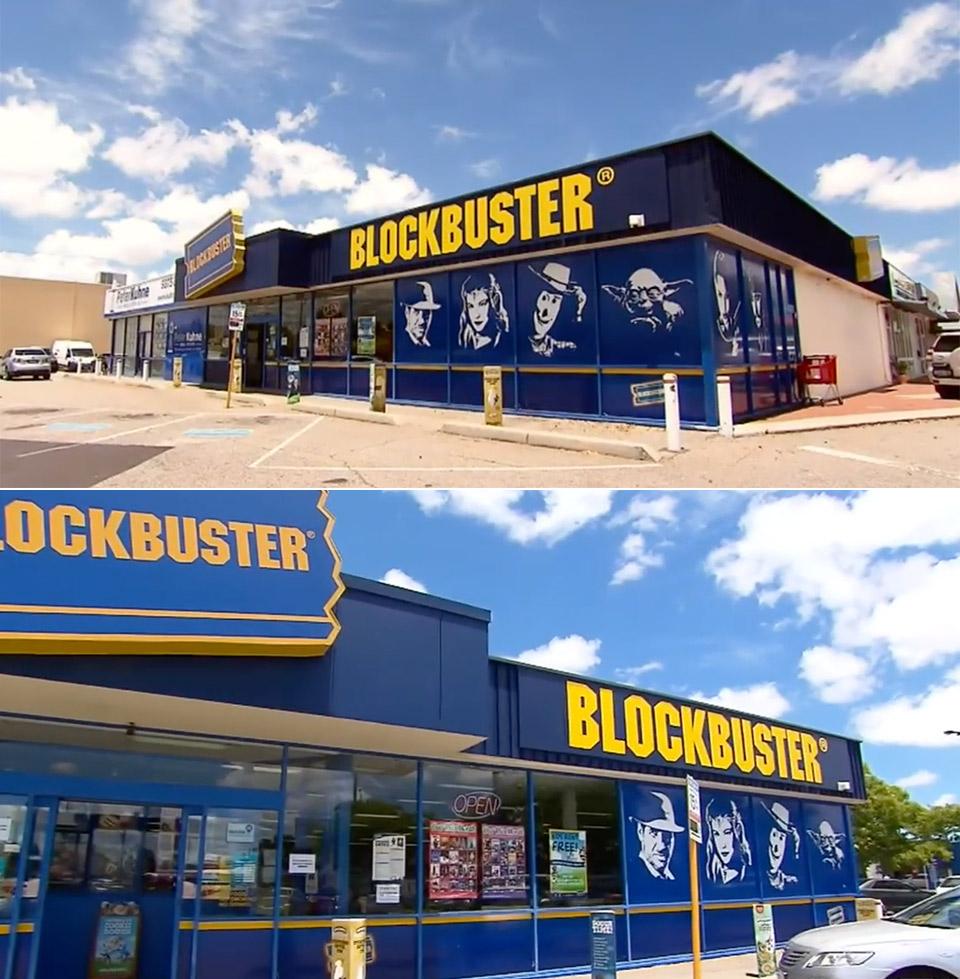 Last Blockbuster Video Store