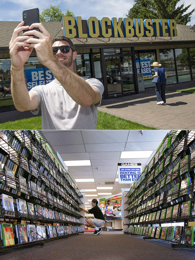 World's Last Blockbuster