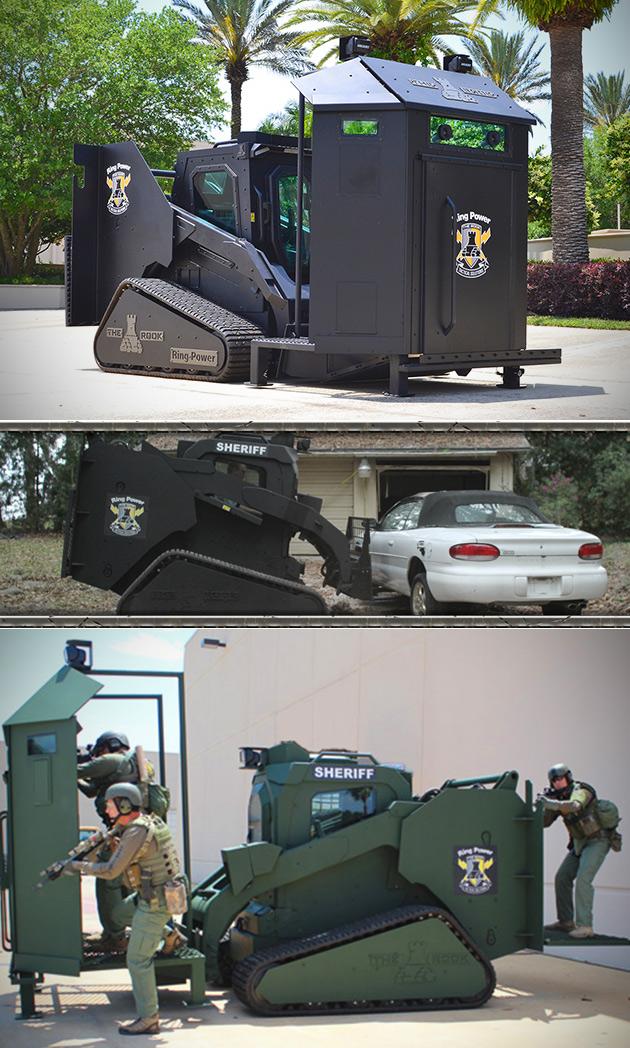 Law Enforcement Terminator