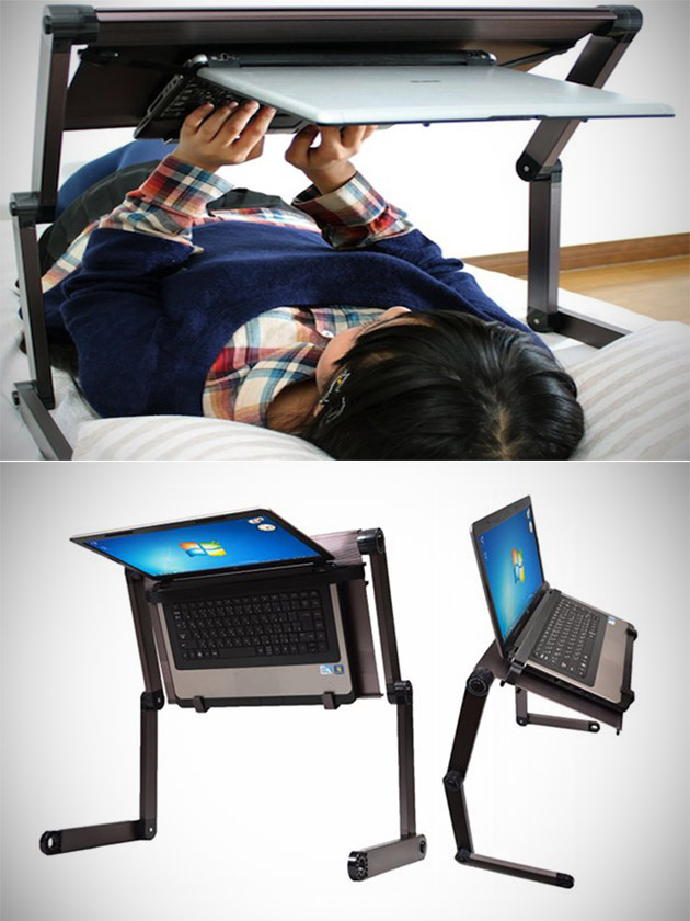 Laptop Bed Stand