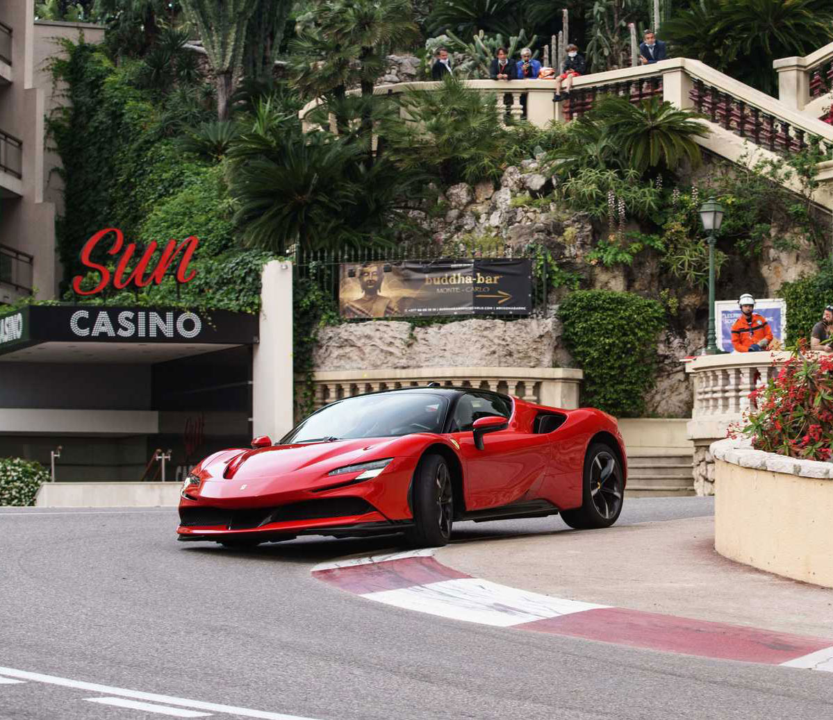 Le Grand Rendez-Vous Ferrari SF90 Stradale