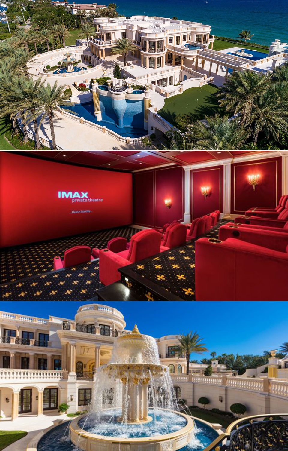 Le Palais Royal $159-Million Mansion