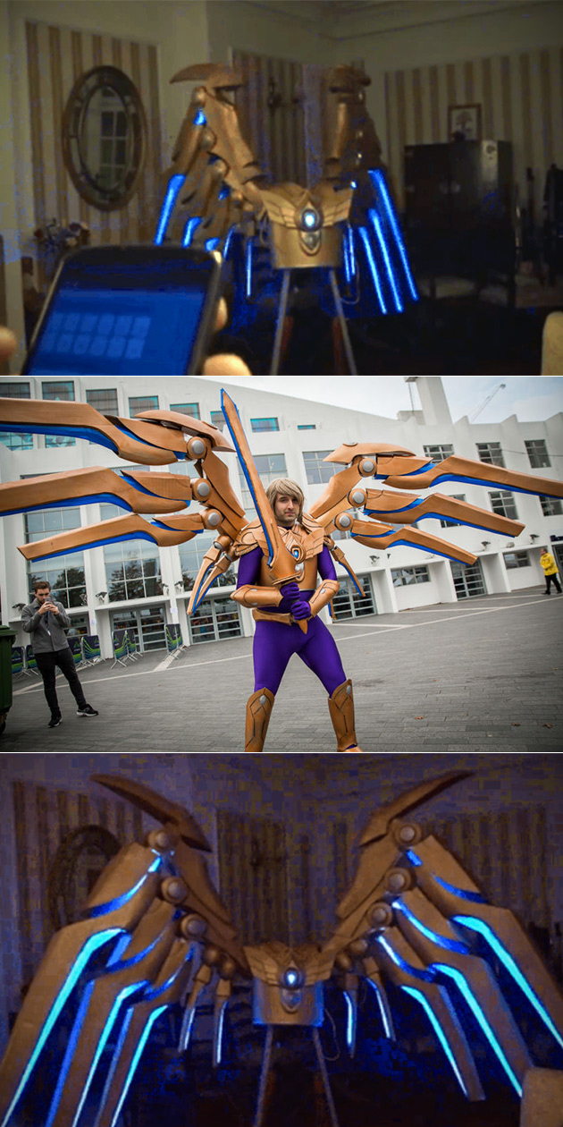 League of Legends Aether Wing