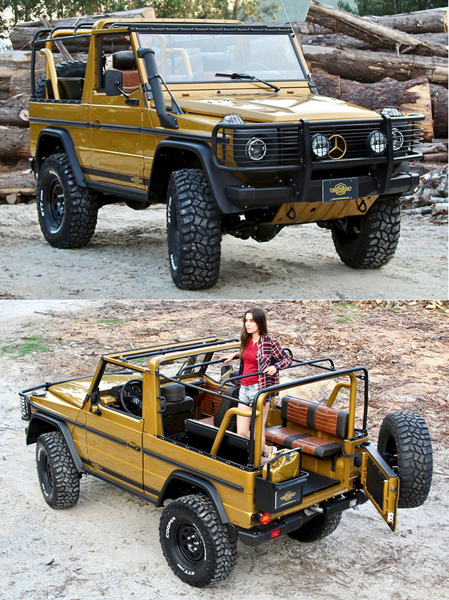 Legacy Overland G-Class