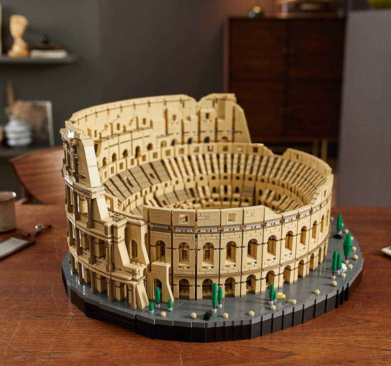 LEGO Colosseum 10276 Largest Set