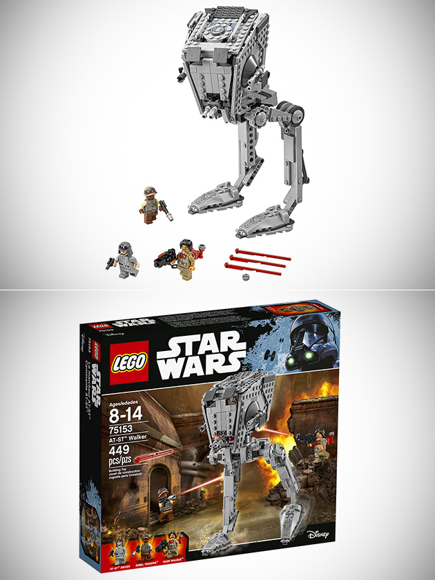LEGO AT-ST Walker