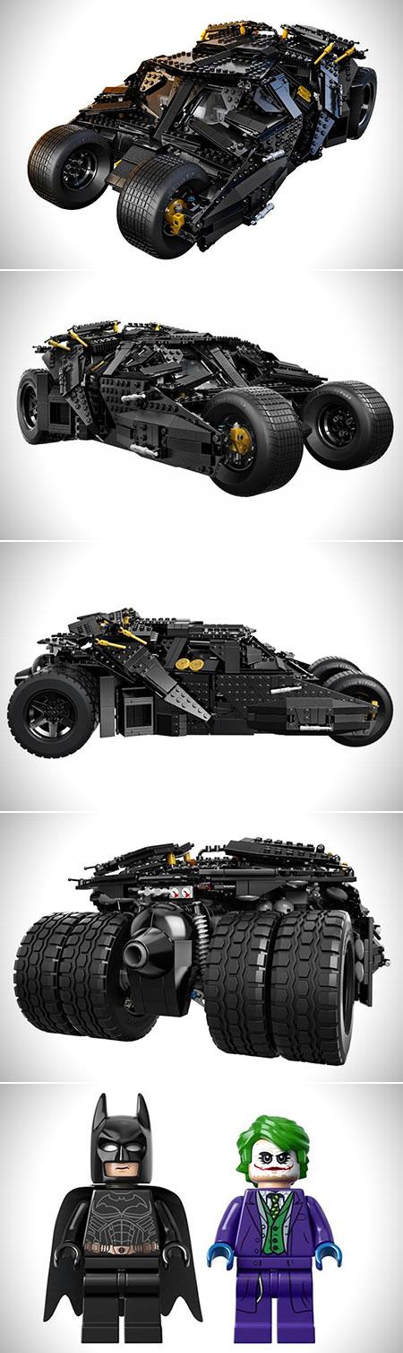 LEGO Batman 76023 Tumbler