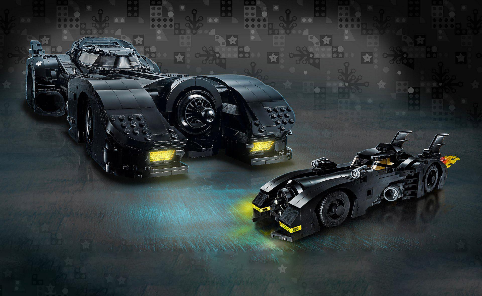 LEGO Batmobile 76139 1989 Batman