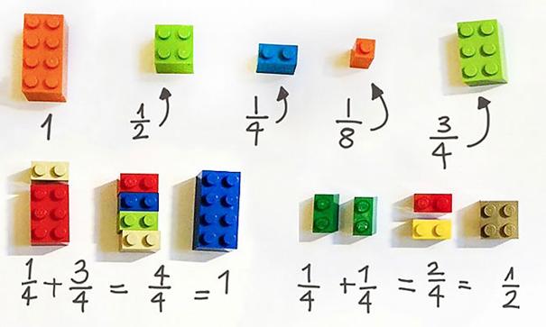 LEGO Brick Math