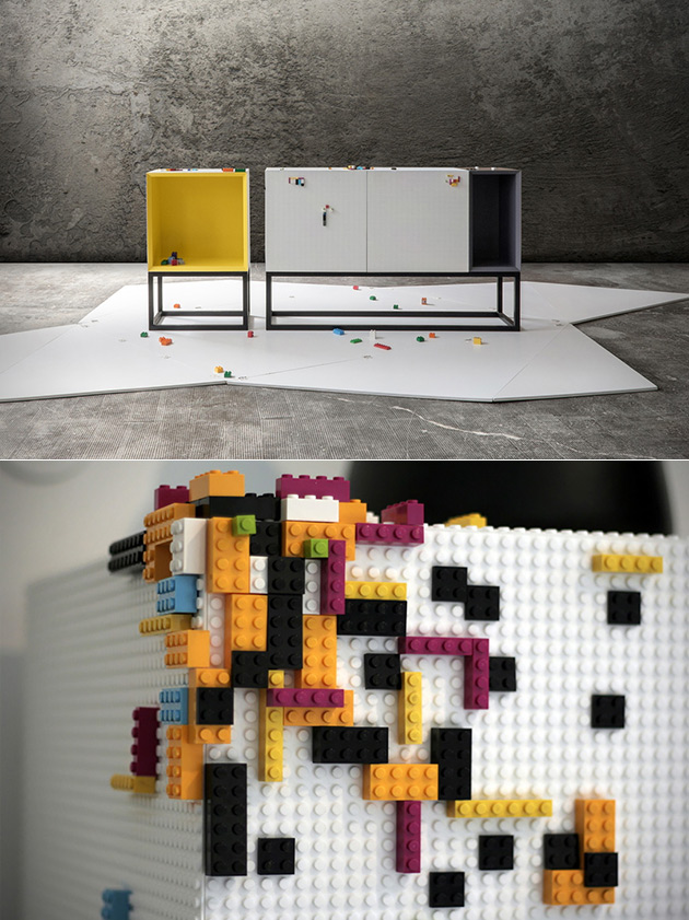 LEGO Compatible Furniture