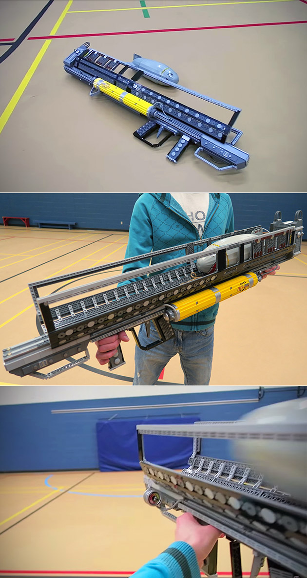 LEGO Video Game Weapon