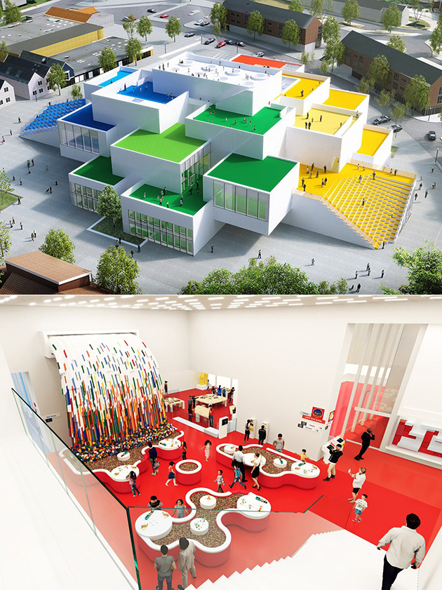 LEGO House Experience Center