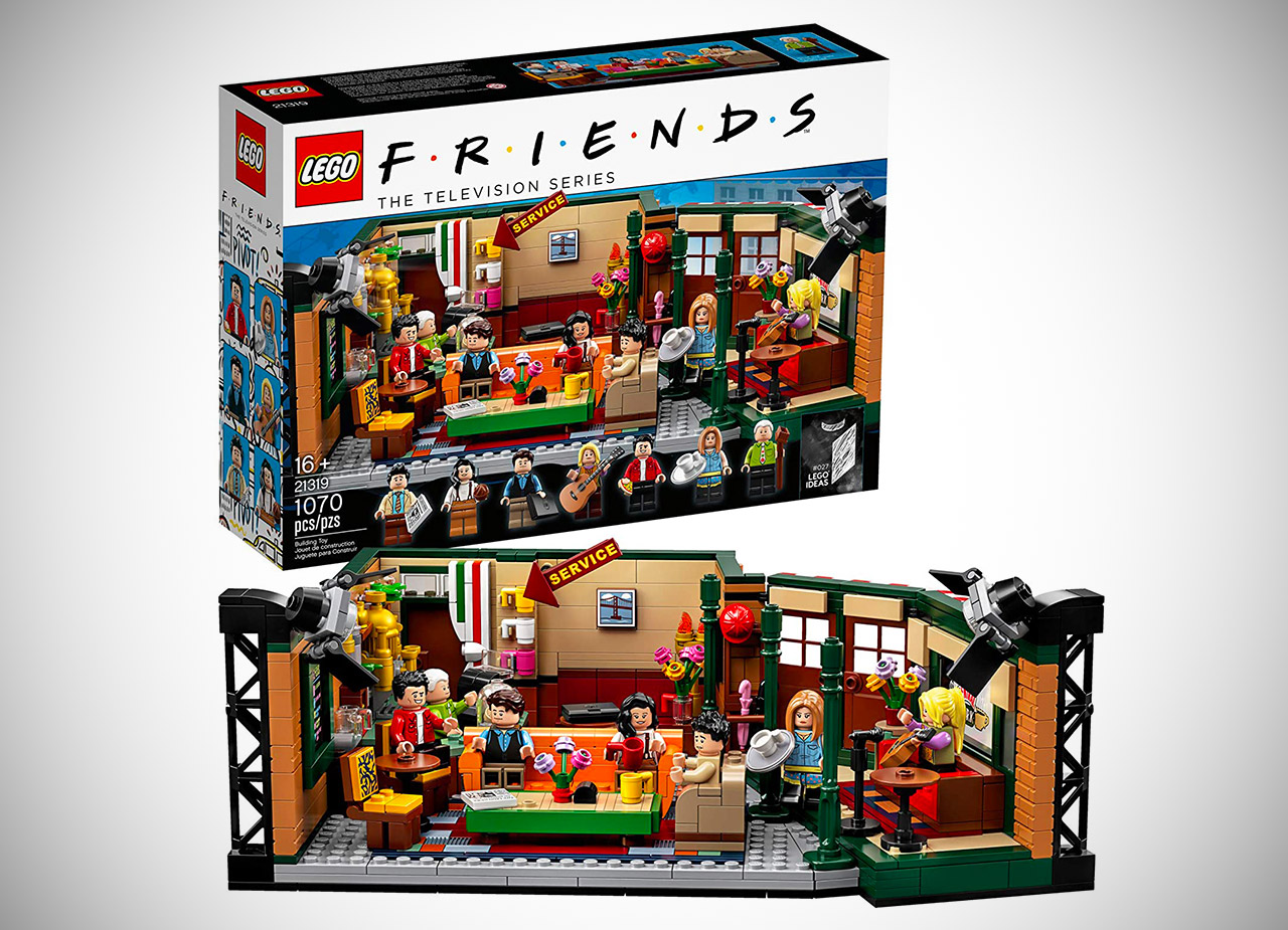 LEGO Ideas 21319 Friends Central Perk
