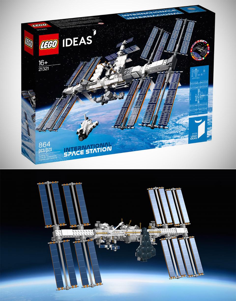 LEGO Ideas ISS