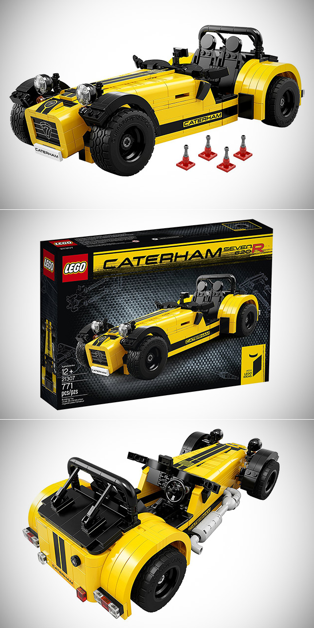 LEGO Ideas Caterham