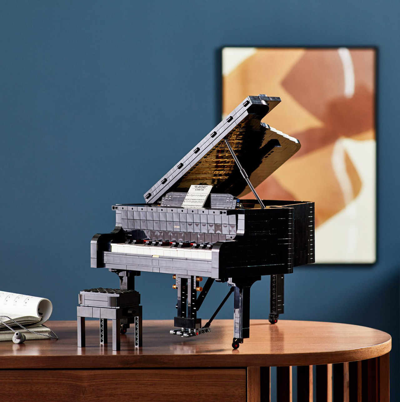 LEGO Ideas Grand Piano 21323