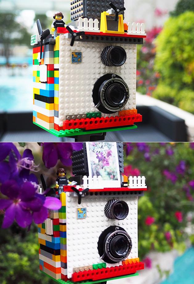 LEGO Instant Camera