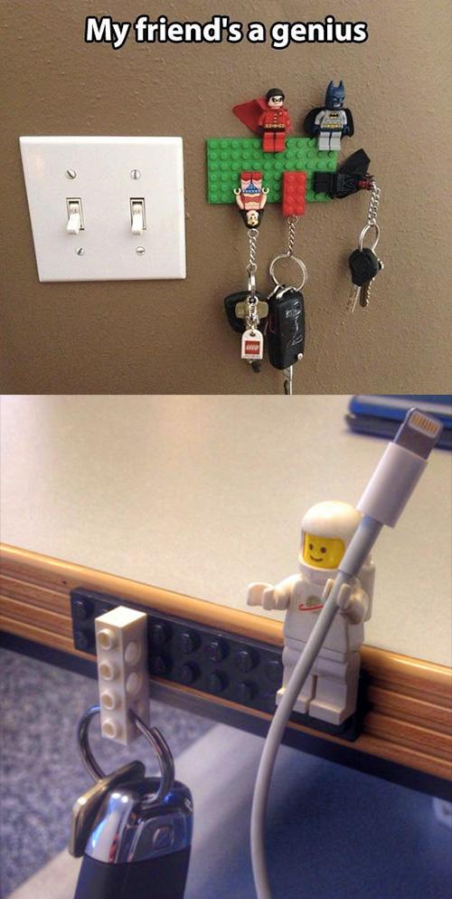 LEGO Life Hack