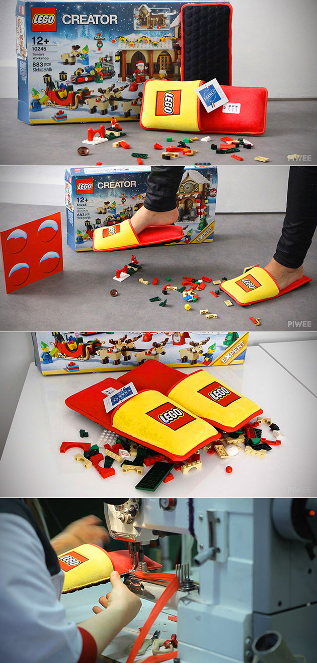 LEGO Slippers