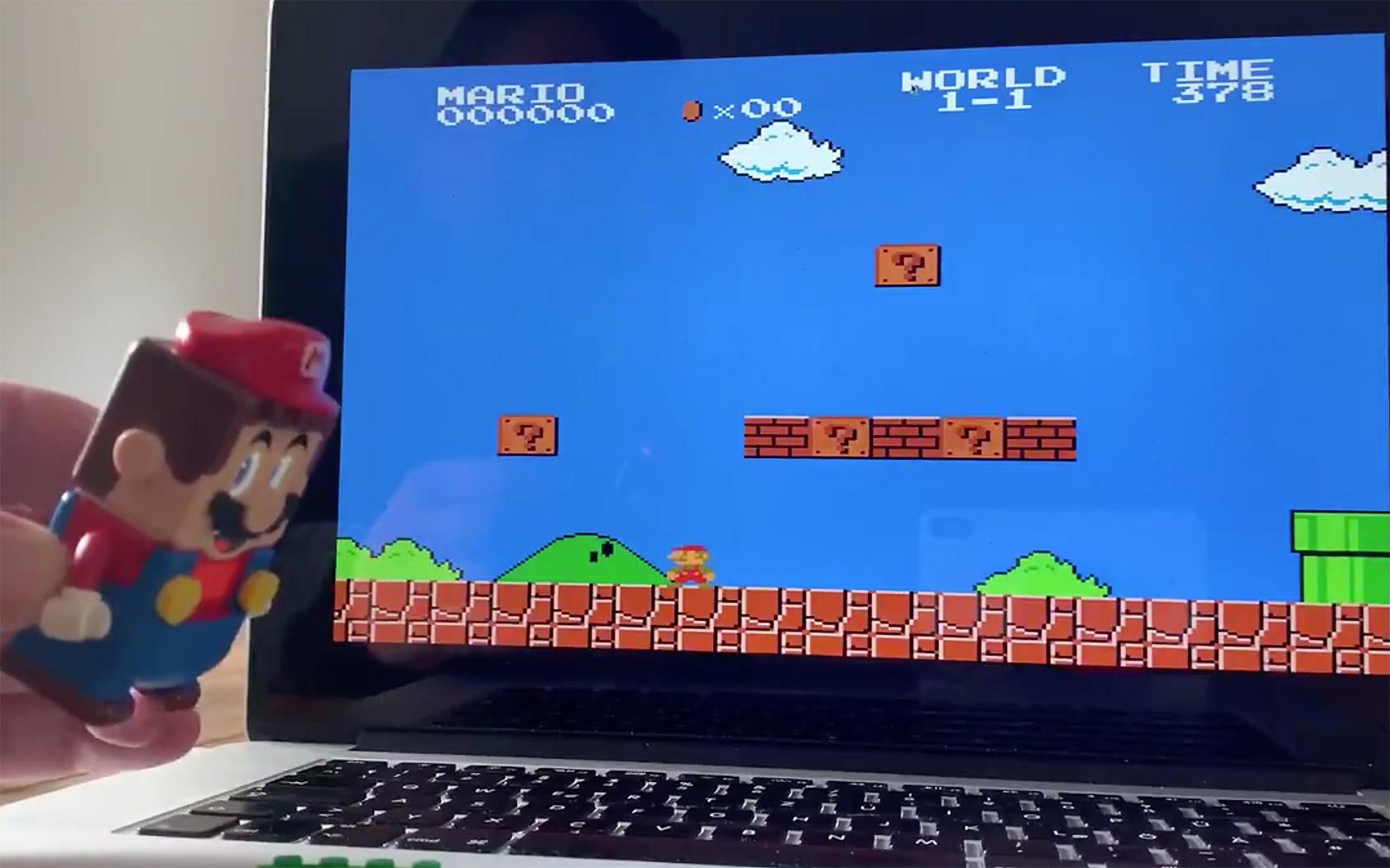 LEGO Super Mario Bros. Game Controller