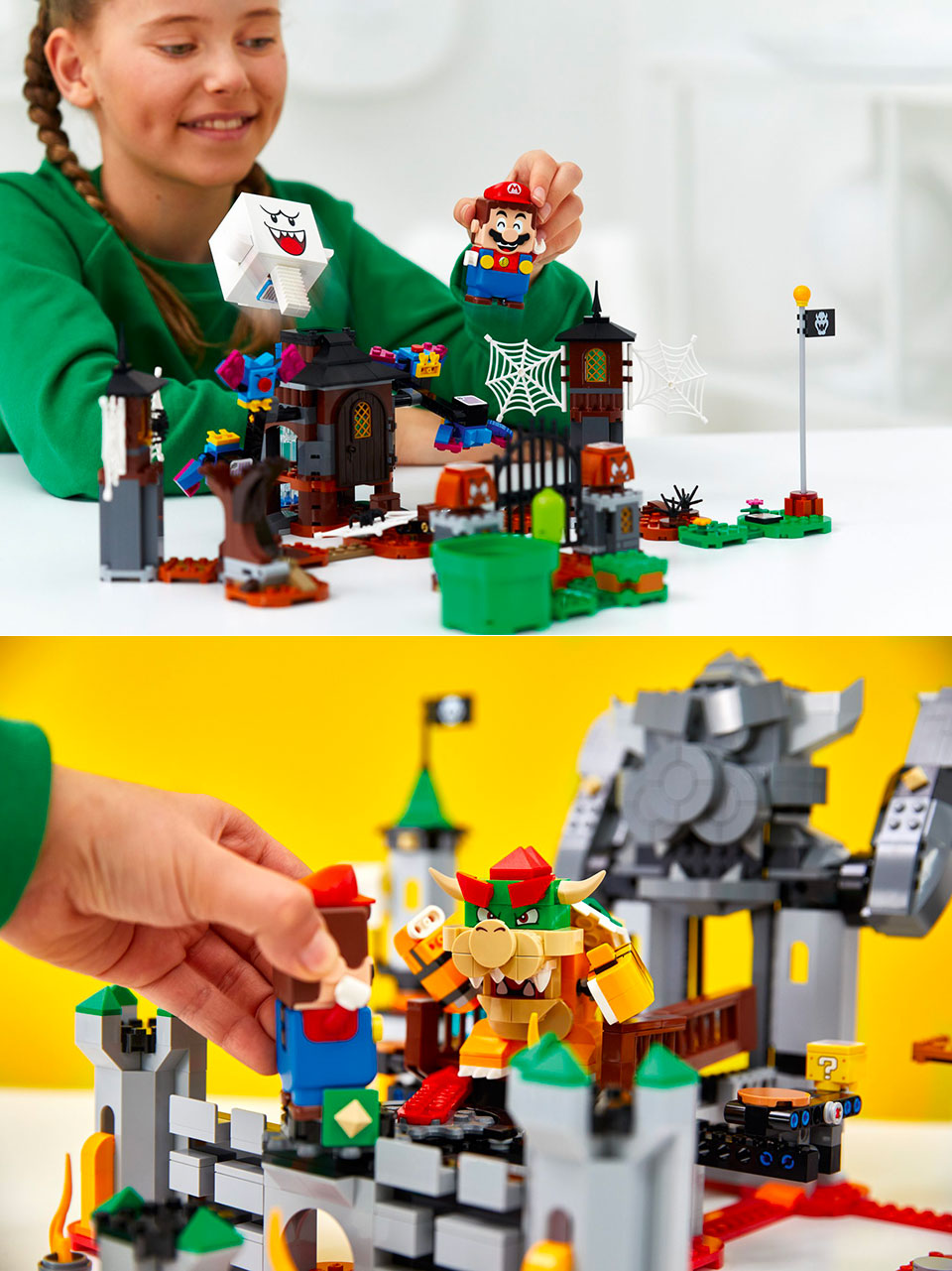 LEGO Super Mario Expansion Sets