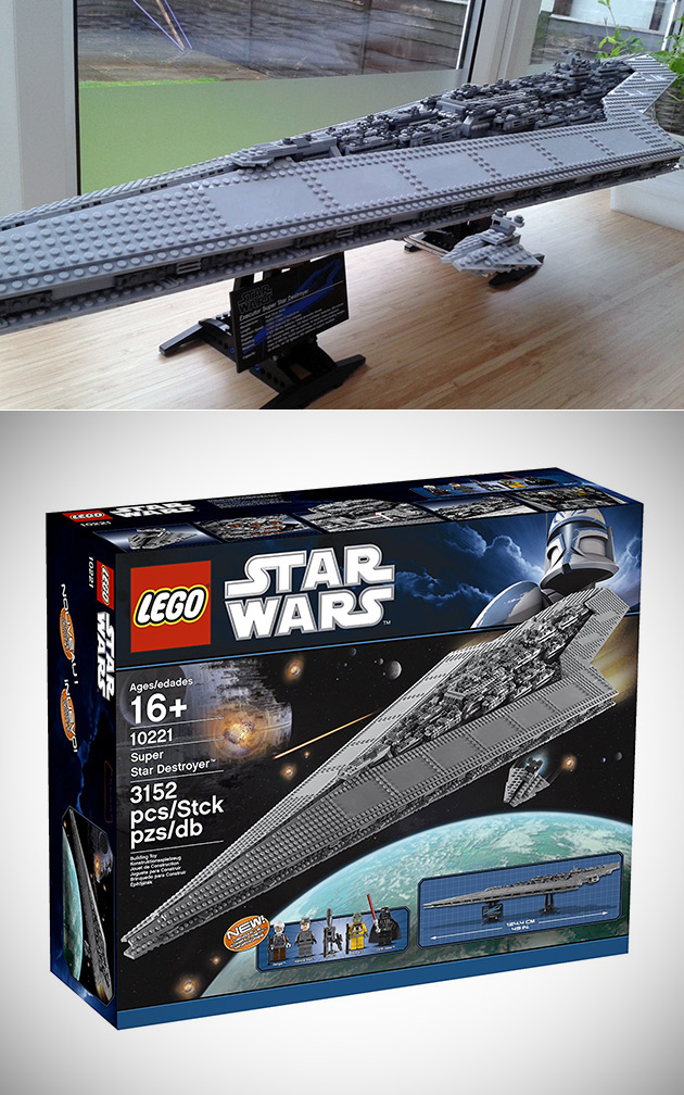 LEGO Super Star Destroyer