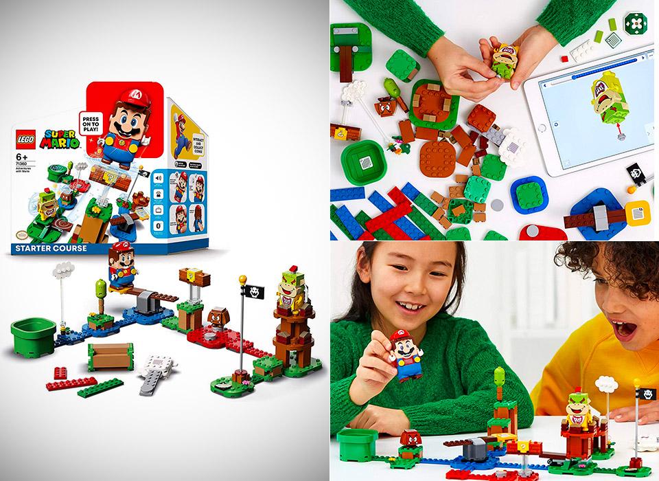 LEGO Super Mario Starter Course 71360