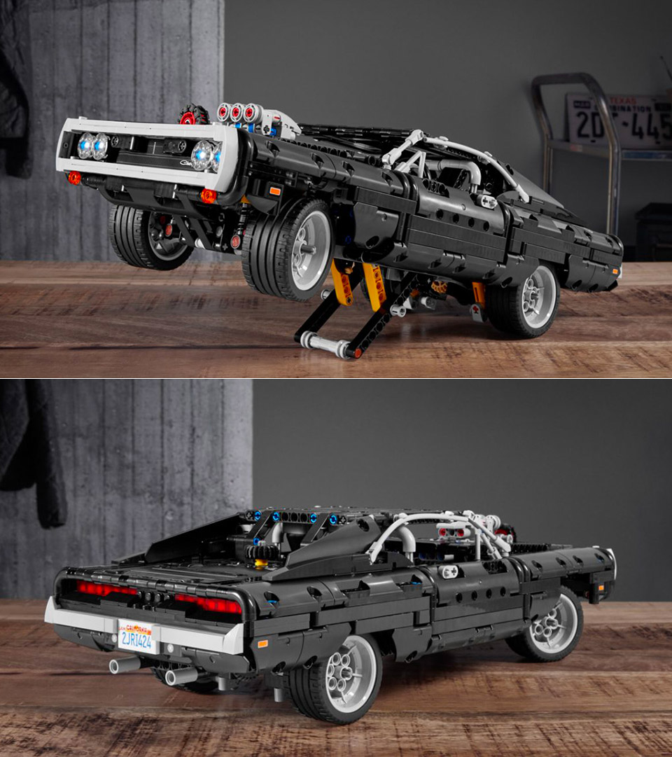 LEGO Technic Dom's Charger Fast & Furious