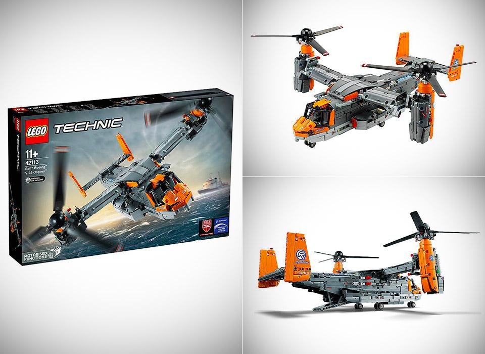 LEGO Technic Bell Boeing V-22 Osprey
