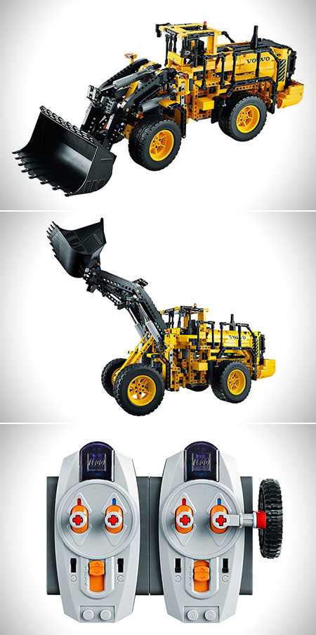 LEGO Technic Volvo L350F Wheel Loader