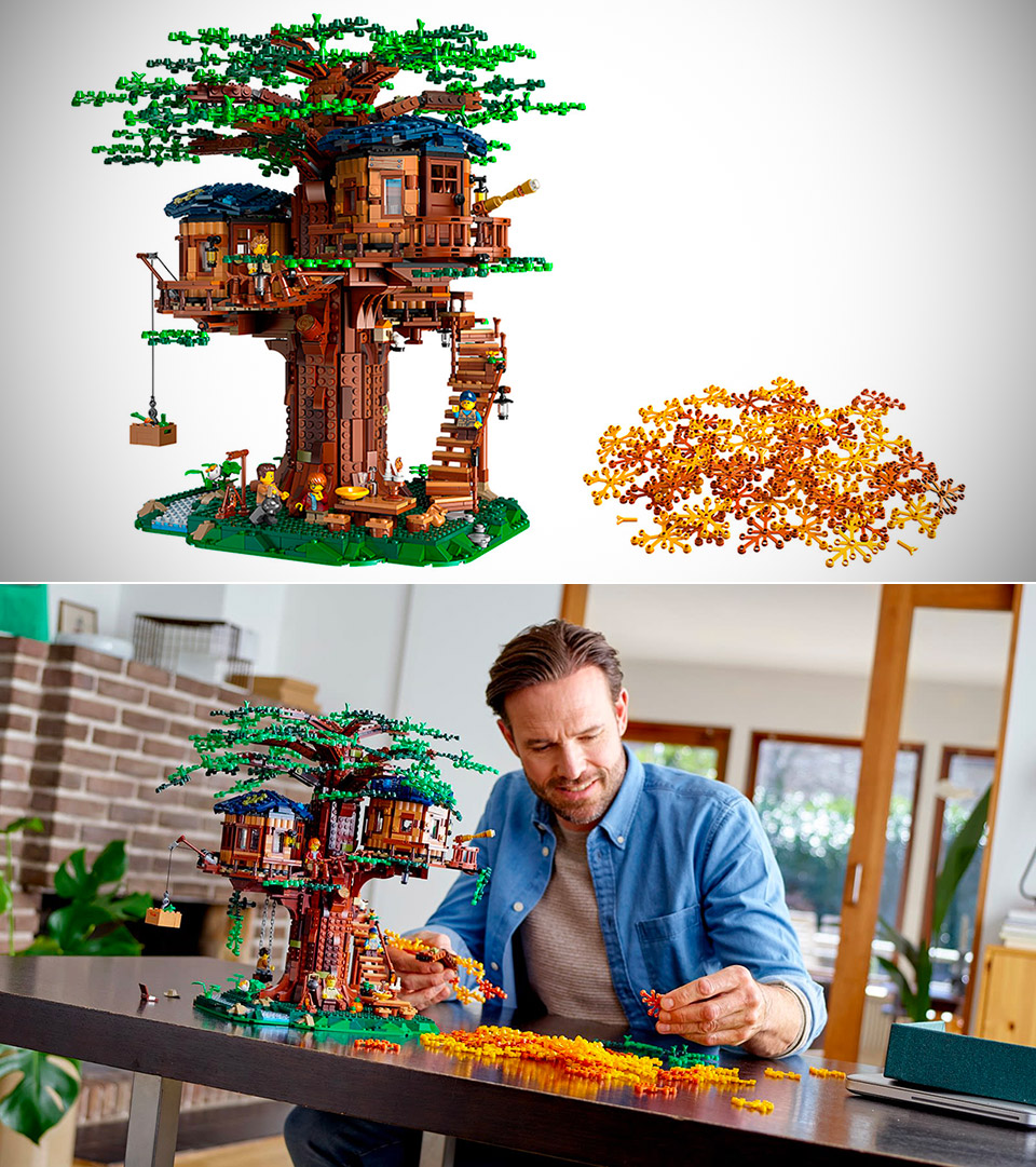 LEGO Tree House 21318