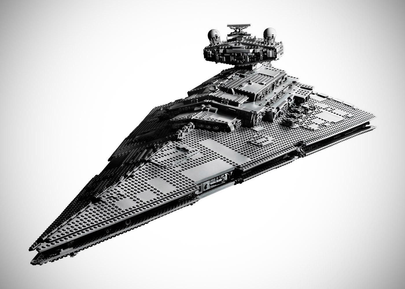LEGO Ultimate Imperial Star Destroyer
