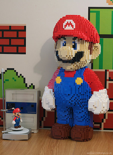 22 Works Of Art Made With Legos Yellow Guff