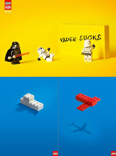 World S Most Creative Lego Ads Techeblog
