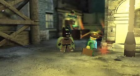 LEGO Batman Trailer