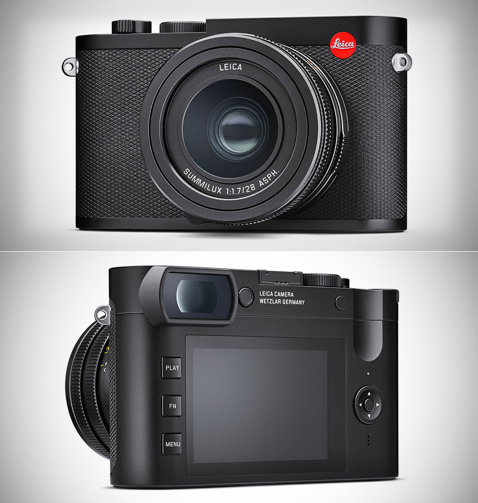 Leica Q2 Full-Frame Camera
