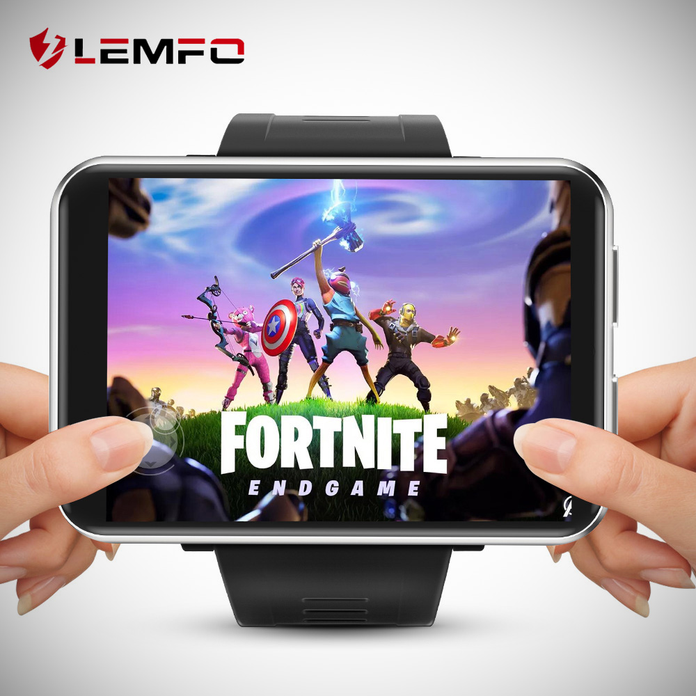 LEMFO Smartwatch World's Largest