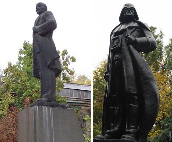 Lenin Darth Vader