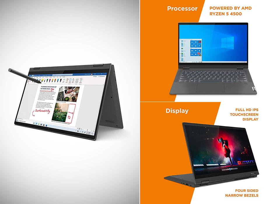 Lenovo Flex 5 2-in-1- Laptop